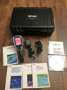 Flir I7 9hz 140 X 140 Infrared Thermal Imaging Camera Ir Imager With Accessories