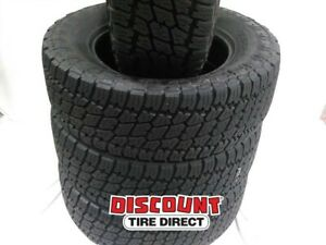 4 Used 295 65 20 Nitto Terra Grappler G2 65r R20 Tires 26991