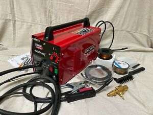 Lincoln Electric K2185 1 Mig Welder Handy Mig Series 115 160vac Flux Core