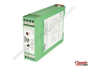 Phoenix Contact 2810049 Mcr spp 1 4 Mcr Threshold Value Switches refurb