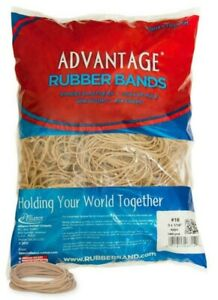 Rubber Bands Large Size 18 3 X 1 16 Heavy Duty Made In Usa