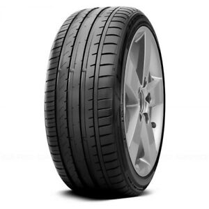 2 New Falken Azenis Fk453 215 45zr18xl 93y