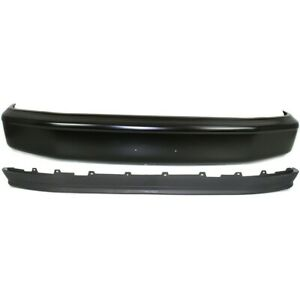 Fo1002340 Fo1095154 Bumper Face Bar Kit Front For Truck F150 F250 F350 F 150