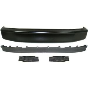 Bumper Face Bar Kit Front For F150 Truck F250 F350 Ford F 150 F 250 Bronco F 350