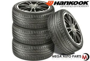 4 Hankook Ventus S1 Noble2 H452 265 35zr18 97w All Season Uhp Performance M s