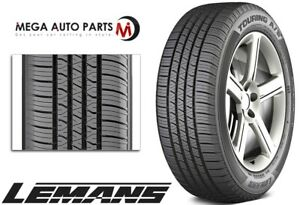 1 Lemans Touring As Ii 225 60r16 98t All Season Traction Performance A S Tires