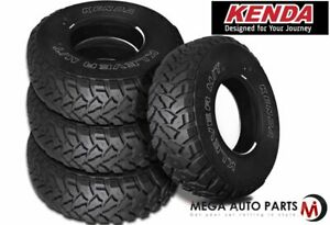 4 Kenda Klever M t Kr29 235 75r15 104 101q 6 ply Owl Off road Truck Mud Tires