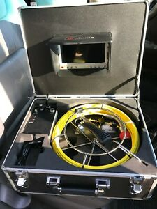 Hbuds Pipe Inspection Camera Pipeline Drain Sewer Industrial Endoscope