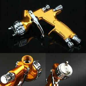 Pro 1 3 Hvlp Gravity Feed Spray Gun Auto Car Paint Clearcoat Primer Automotive