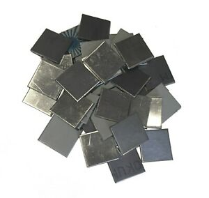 30pc 304 Stainless Steel 1 X 1 16ga 060 Square Sheet Metal Plate Welding