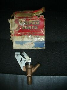 Nos 1949 1950 1951 1952 Dodge Plymouth Desoto Chrysler Heater Valve Assembly Nos