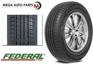 Federal Formoza Gio 165 50r15 73v All Season Traction Fuel efficient Tire