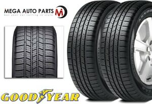 2 Goodyear Assurance 215 75r15 100t 65k Mile All Season Traction Touri