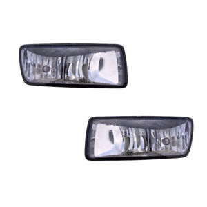 Fog Lights Pair Set For 06 10 Ford Explorer Xlt 07 10 Sport Trac Left