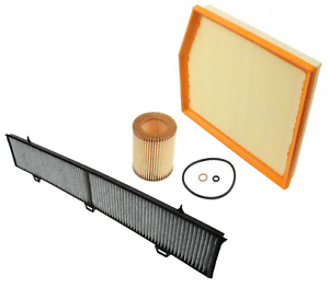 Air Filter Oil Filter Ac Cabin Filter Carbon Bmw 135i 135is 335i 335i Xdrive X1
