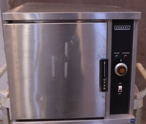 Hobart Hsf 5 Electric Countertop Pressureless Steamfresh Steamer Oven For Repair