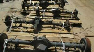 2003 Ford Explorer Sport Trac Rear Axle Assembly Oem 4 10 Ratio 127k