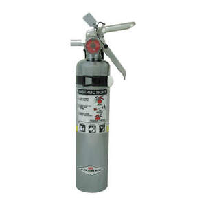 Fire Extinguisher dry Chemical 2 5 Lbs B417tc