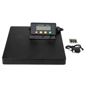 300kg 10g Parcel Scale High Quality Digital Postal Scale Adapter 40 40 Panel