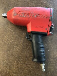 Snap on Tools 1 2 Drive Air Impact Wrench Xt710 Made In Usa