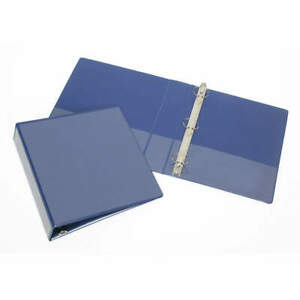 Ability One 7510 01 519 4382 3 ring Binder 1 1 2 blue