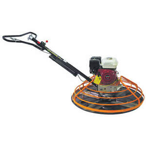 Kushlan Products Power Concrete Trowel 36 In Dia Kpt36