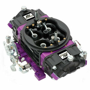 Proform 67302 Black Race Series 750 Cfm Mechanical Secondary Carburetor