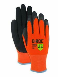 Magid Glove Safety Hv550w11 Waterproof Thermal Coated Work Gloves 11 xx large