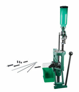 RCBS 88911 Pro Chucker 7 Progressive Reloading Press  AND FREE $150 Case Feeder