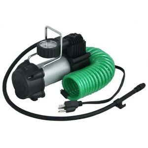 Slime 120v Garage Tire Inflator With Accessories Kit