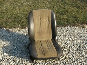 Fj40 Front Bucket Seat Left Side Toyota Land Cruiser 9 72 1978
