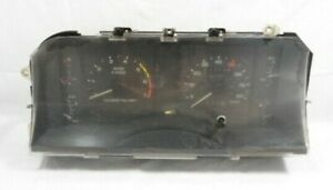 1987 1989 Ford Mustang Oem 85mph Instrument Cluster Gauge E7zf 10k843 Untested