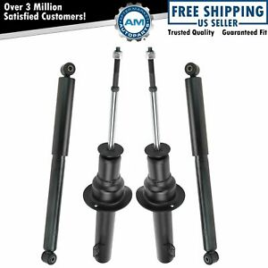 Shock Absorber Front Rear Kit Set Of 4 For Jeep Commander Grand Cherokee