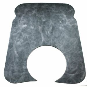 Cowl Induction Hood Insulation Pad W Clips For 71 74 American Motors Amc Amx