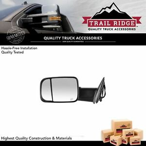 Trail Ridge Towing Mirror Power Heated Signal Driver Side Left Lh For Ram Pickup