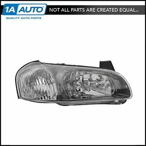Headlight Rh Right Passenger Side For 01 Nissan Maxima 20th Anniversary Edition