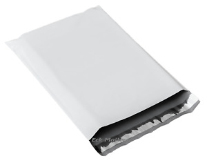 4x6 Poly Plastic Mailers Shipping Envelopes Self Sealing 2 5 Mil High Quality