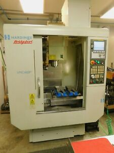 2006 Hardinge Bridgeport Vmc480p3 Cnc Vertical Machining Center