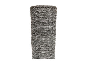 2 In X 6 Ft X 150 Ft Poultry Netting Chicken Wire Mesh Fence Fencing Metal