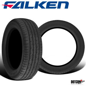 2 X Falken Sincera Sn250 A s 225 50r17 98v All Season Performance Touring Tires