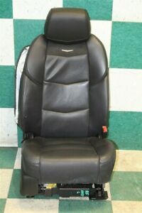 16 18 Escalade Esv Black Leather Right Front Passenger Seat Headrest Factory Oem