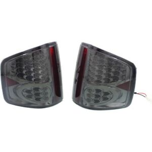 Pair Tail Lights Lamps Set Of 2 Left And Right For Chevy S10 Pickup Performance