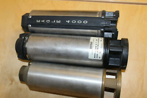 Lot Of 3 Submersible Well Pump Ends Only No Motors Webtrol Eagle 4000