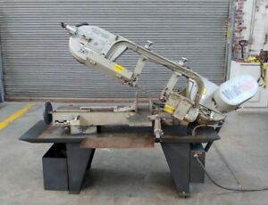 Wellsaw 1016 Horizontal Band Saw 10 X 16 Capacity Coolant System