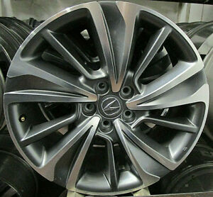 2017 2018 2019 Acura Mdx Factory Original Oem 20 Inch Alloy Wheel Rim 71838