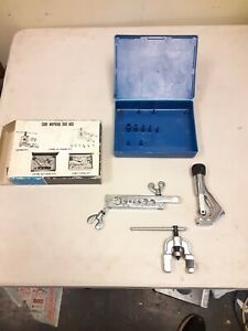 No 70051 Cutting And Double Flaring Tool Kit