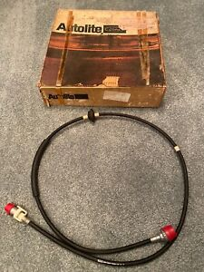 68 69 428 Cj Nos Drag Pack Speedometer Cable