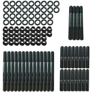 Usa Cylinder Head Stud Kit Fit Chevy Sbc 305 327 400 350 Small Block 134 4001 Ky