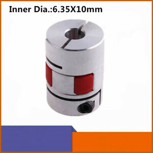 Plum Jaw Spider Shaft Cnc Stepper Motor Coupling Flexible Coupler For 3d Printer