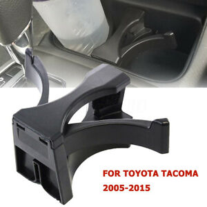 Center Console Cup Holder Insert Divider For Toyota Tacoma Brand 2005 2015
